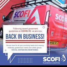 contact scofi for your new boiler installation in worthing